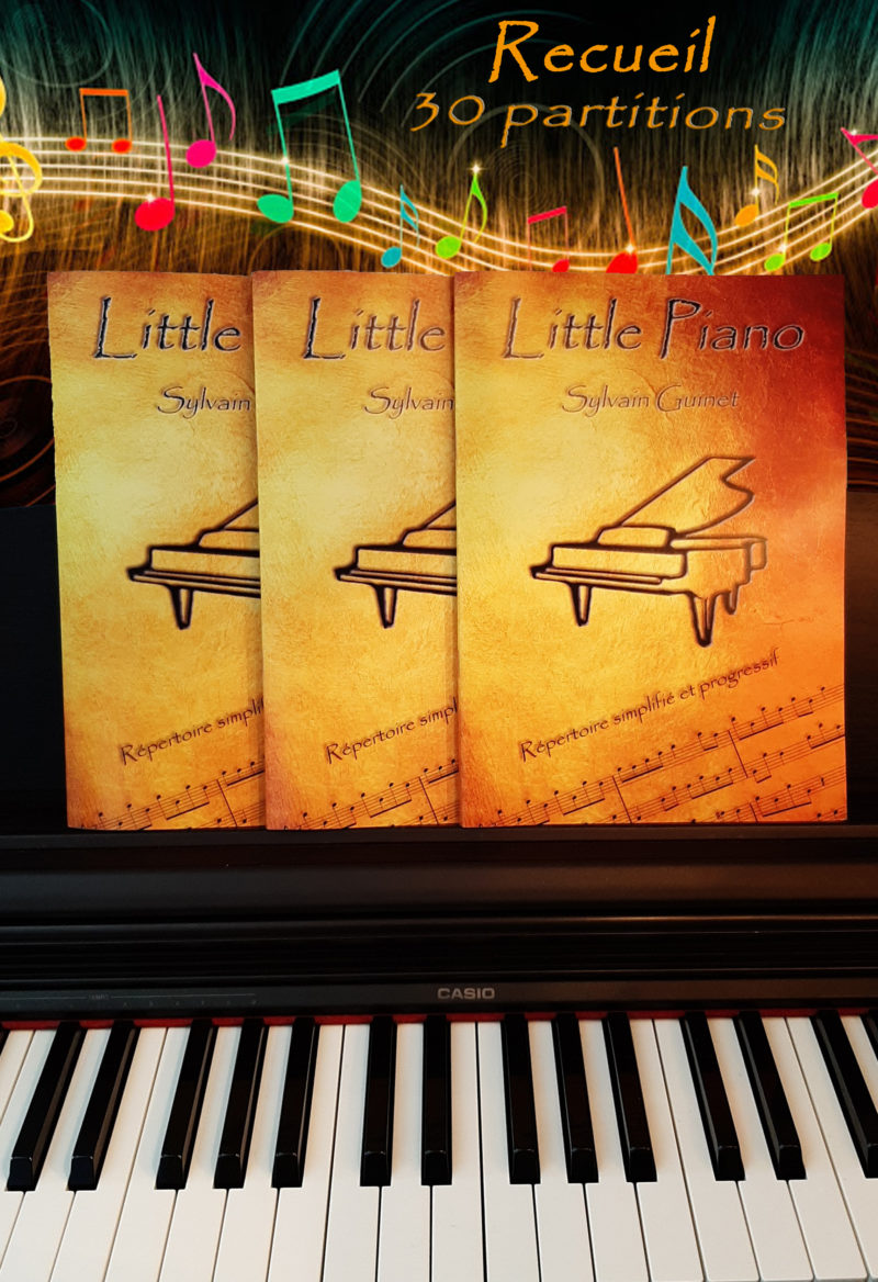 Recueil « Little Piano »